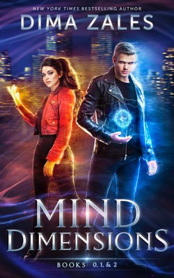 Mind Dimensions Books 0, 1, & 2