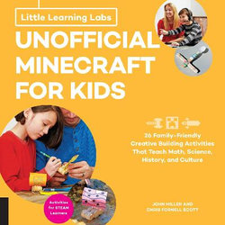 Unofficial Minecraft for Kids  : Little Learning Labs