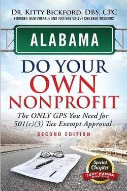 ALABAMA Do Your Own Nonprofit