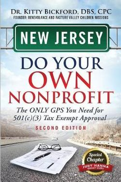 NEW JERSEY Do Your Own Nonprofit