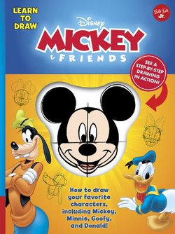 Learn to Draw Mickey Mouse and Friends