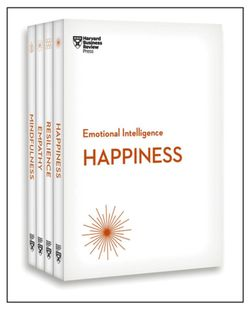 Harvard Business Review Emotional Intelligence Collection (4 Books) (HBR Emotional Intelligence Series)