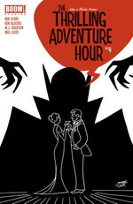 The Thrilling Adventure Hour #4