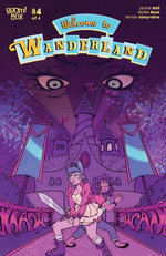 Welcome to Wanderland #4