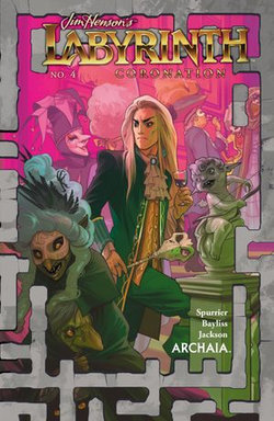 Jim Henson's Labyrinth: Coronation #4