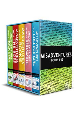 Misadventures Series Anthology Books 8-12