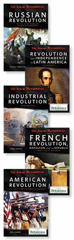 The Age of Revolution Set