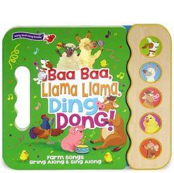 Baa Baa Llama Llama Ding Dong