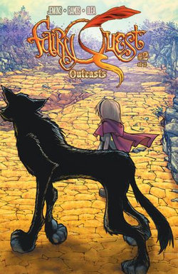 Fairy Quest Outcasts #2