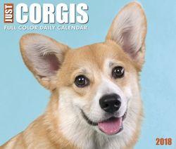 Just Corgis 2018 Box Calendar (Dog Breed Calendar)
