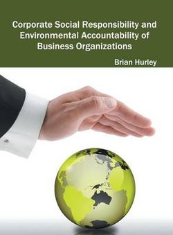 Corporate Social Responsibility and Environmental Accountability of Business Organizations
