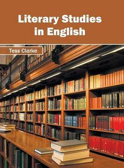 Literary Studies in English