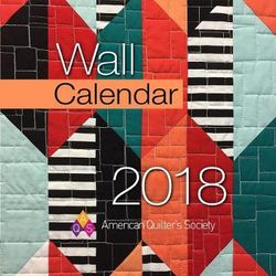 Aqs 2018 Wall Calendar