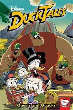 DuckTales: Quests and Quacks