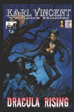 Karl Vincent Vampire Hunter 1a
