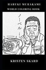 Haruki Murakami World Coloring Book