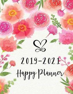 Happy Planner 2019-2021 | Angus & Robertson