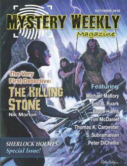 Mystery Weekly Magazine: October 2018