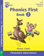 Phonics First: Book 2