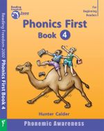 Phonics First: Book 4