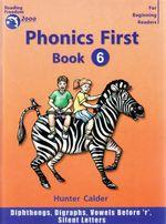 Phonics First: Book 6