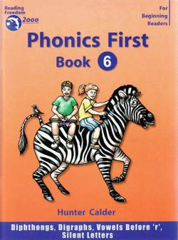 Phonics First: Book 6