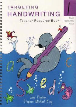 NSW Targeting Handwriting Teacher Resource Book Year 1