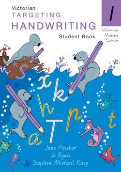 VIC Targeting Handwriting Student Book 1