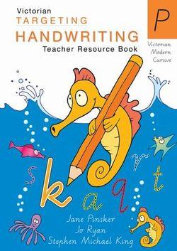 VIC Targeting Handwriting Teacher Resource Book Prep