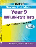 Excel Revise In A Month - Year 9 NAPLAN - Style Tests