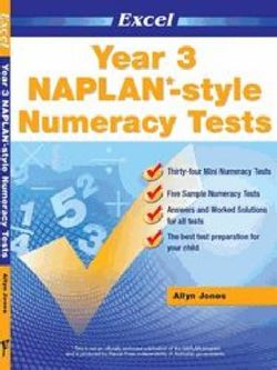 NAPLAN-Style Numeracy Tests
