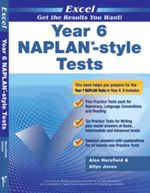 Excel Year 6 NAPLAN*-style Tests