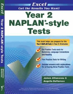 Excel Year 2 NAPLAN*-style Tests