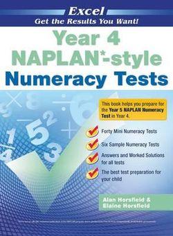 Naplan* Style Numeracy TST Yr 4