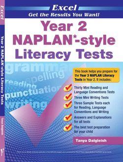 NAPLAN* style Literacy Tst Yr 2