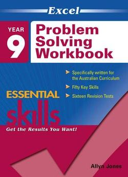 Excel Essential Skills - Problem Solving Workbook