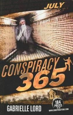 Conspiracy 365: #7 July