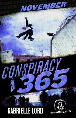 Conspiracy 365: #11 November