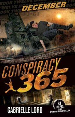 Conspiracy 365: #12 December