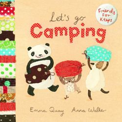 Friends for Keeps: #5 Lets Go Camping