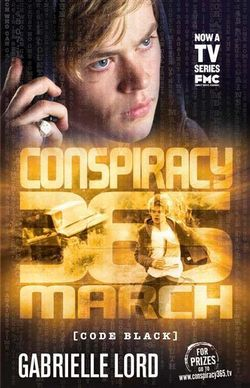 Conspiracy 365: March Code Black Edition