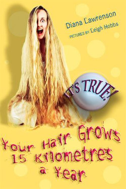 It's True! Your Hair Grows 15 kilometres a year (3)