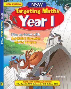 NSW Targeting Maths Year 1