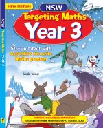 Targeting Maths NSW Yr 3 Student Bk