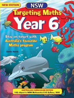 Targeting Maths NSW Student Book Year 6