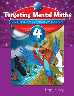 Targeting Mental Maths Year 4