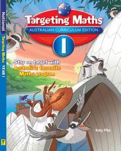 Targeting Maths Australian Curriculum Edition Student Book