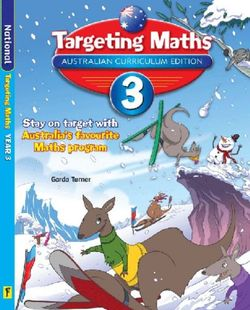 Targeting Maths Australian Curriculum Edition Student Book