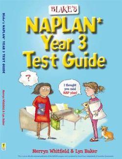 Blake's Naplan Year 3 Test Guide