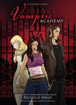 Vampire Academy Graphic Novel Book 1
